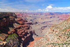L'abîme, Grand Canyon photos libres de droits