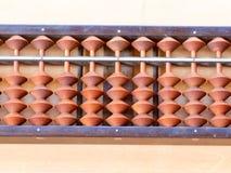 L'abaque japonais a appelé Soroban Image stock