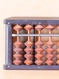 L'abaque japonais a appelé Soroban Images libres de droits