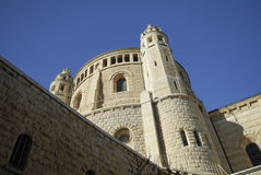 L'abbaye de Hadia Maria Sion Images stock