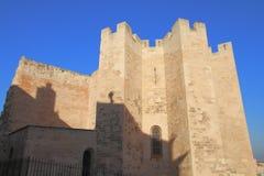 L'abbaye du Saint-Vainqueur de Marseille Photos stock