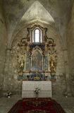 L'abbazia Cistercense in Belapatfalva Fotografia Stock Libera da Diritti