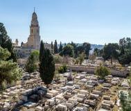 L'abbazia di Dormition a Gerusalemme, Israele Immagine Stock Libera da Diritti