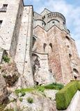 L'abbazia di St Michael Fotografie Stock