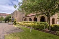 L'abbazia in Mt Angel Oregon Immagine Stock Libera da Diritti