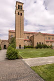 L'abbazia sul Mt Angel Oregon Fotografia Stock Libera da Diritti