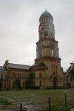 L'Abkhazie, nouvel Aphon Monastère Photographie stock