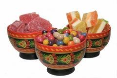 L'abondance de bonbons Photo stock