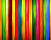 L'abstrait coloré raye le fond images stock