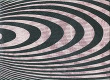 L'abstrait courbe le fond. Images libres de droits
