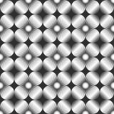 L'abstrait fleurit la configuration sans joint Images stock