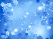 L'abstrait Stars le fond photographie stock
