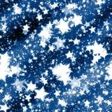 L'abstrait Stars le fond Photos stock