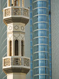 l'Abu Dhabi Photographie stock