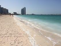 l'Abu Dhabi Image stock