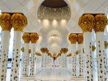 L'Abu Dhabi immagine stock libera da diritti