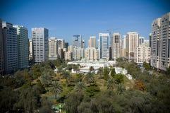 L'Abu Dhabi Immagine Stock