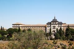 L'accademia della fanteria, Toledo, Spagna Immagini Stock Libere da Diritti