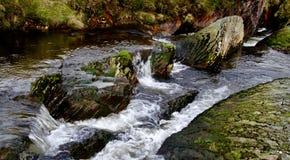 L'acqua cade Ella Valley immagine stock