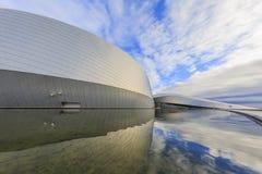 L'acquario nazionale famoso Danimarca di Copenhaghen immagini stock libere da diritti