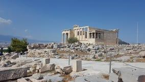 l'Acropole à Athènes, Grèce Image stock