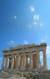 L'acropoli, Atene Fotografia Stock