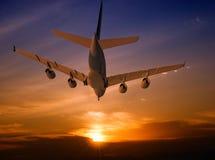 L'aereo illustrazione di stock