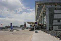 L'aeroporto di longjia Fotografia Stock Libera da Diritti