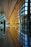 L'aeroporto di Pechino Fotografie Stock
