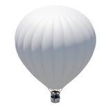 L'aerostato di aria calda photgrphed al Bealton, esposizione di aria del circo di volo di VA illustrazione vettoriale
