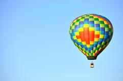 L'aerostato di aria calda photgrphed al Bealton, esposizione di aria del circo di volo di VA Fotografie Stock Libere da Diritti