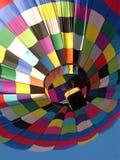 L'aerostato di aria calda photgrphed al Bealton, esposizione di aria del circo di volo di VA Immagine Stock