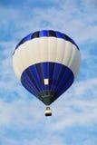 L'aerostato di aria calda photgrphed al Bealton, esposizione di aria del circo di volo di VA Immagini Stock Libere da Diritti