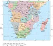 L'Africa Illustrazione Vettoriale