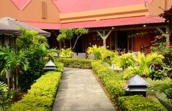 L'Africa, distilleria di Chamarel in Mauritius Island immagini stock