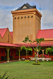 L'Africa, distilleria di Chamarel in Mauritius Island fotografia stock libera da diritti