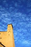 l'Africa nella vecchia costruzione del maroc histoycal Fotografie Stock