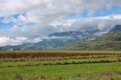 L'Africa rurale Immagini Stock