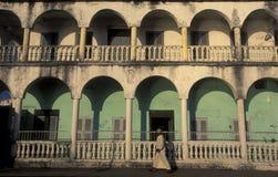 L'AFRIQUE COMORES Image libre de droits