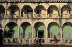 L'AFRIQUE COMORES Photos stock
