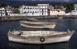 L'AFRIQUE COMORES Photographie stock
