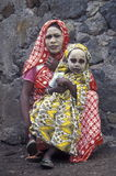 L'AFRIQUE COMORES ANJOUAN Image stock