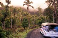 L'AFRIQUE COMORES ANJOUAN Photo stock