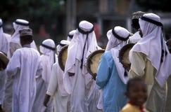 L'AFRIQUE COMORES ANJOUAN Photos libres de droits