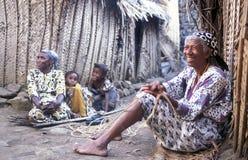 L'AFRIQUE COMORES ANJOUAN Images stock