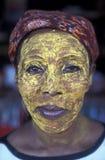 L'AFRIQUE COMORES ANJOUAN Photographie stock