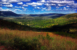 l'Afrique du Sud Image stock