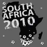 l'Afrique du Sud 2010 Image libre de droits