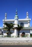 L'Afrique, grand mosq de baie en Mauritius Island Photo libre de droits