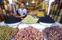 L'AFRIQUE MAROC MARRAKECH images stock